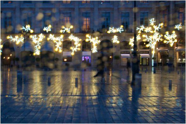 La Danseuse De La Place Vendome
