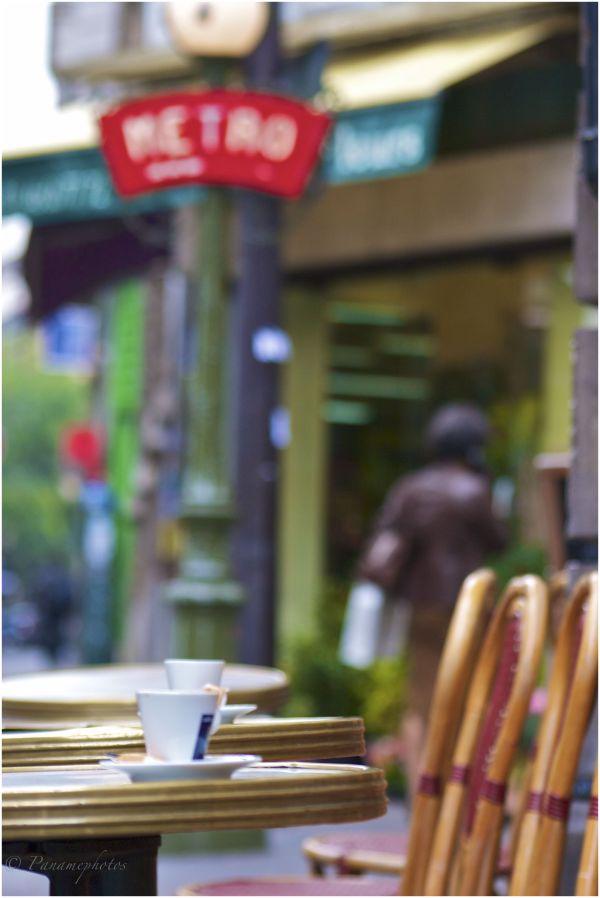 Métro Café Boulot