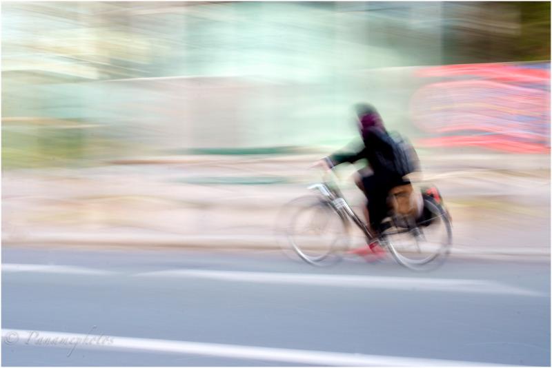 Filé à bicyclette