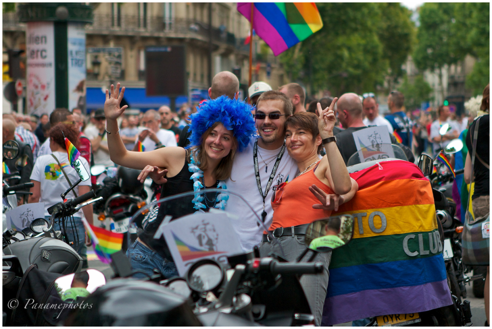 Gay-pride Ce Week End