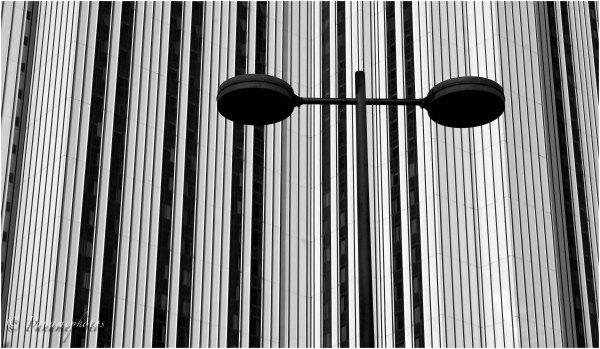 Monochrome Architectural