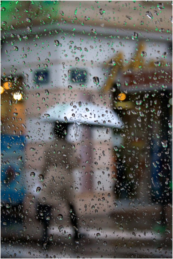 Aujourdh'ui il pleut dans ma vie