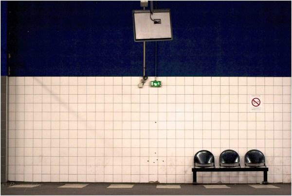 Le charme discret des salles d'attente