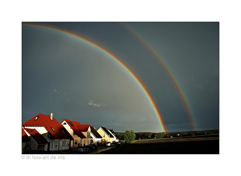 Am Ende des Regenbogens ...... I