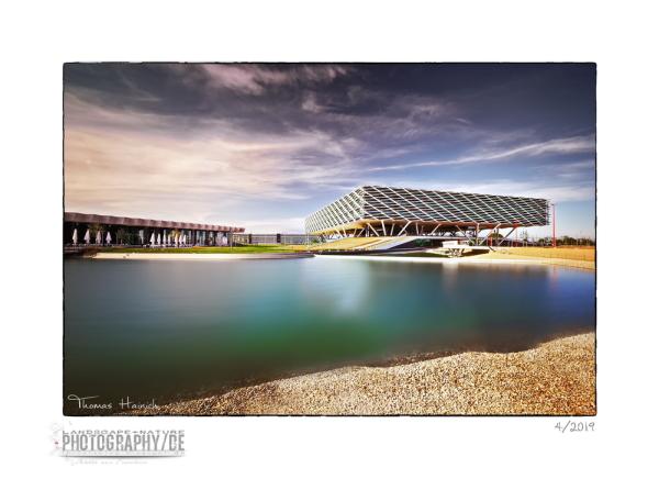Arena - Adidas headquarter