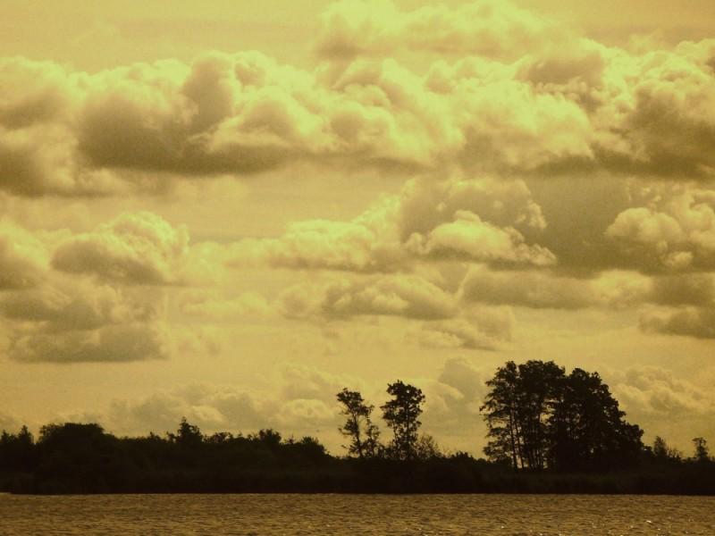 lake in Fryslân