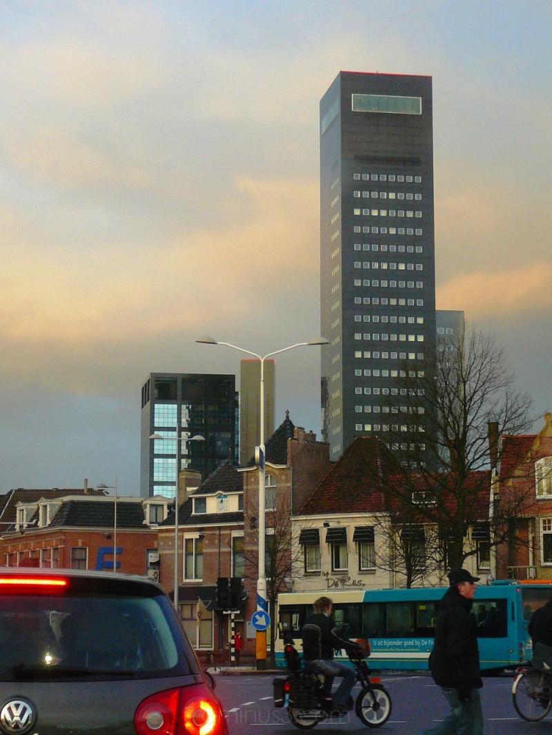 achmea tower Leeuwarden