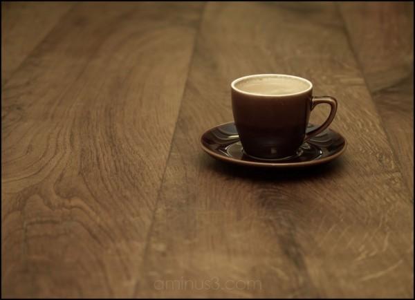 nice cuppa coffee