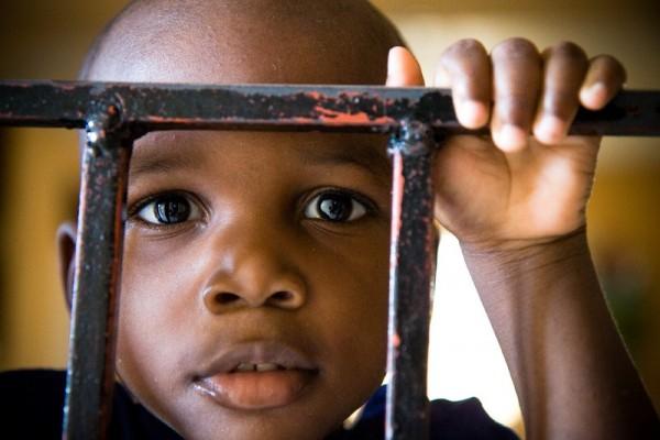 haiti boy