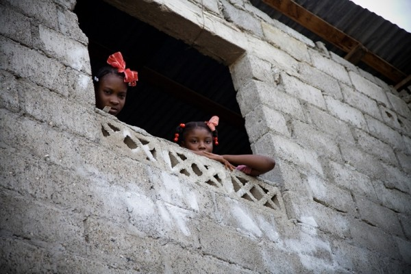 haiti girls