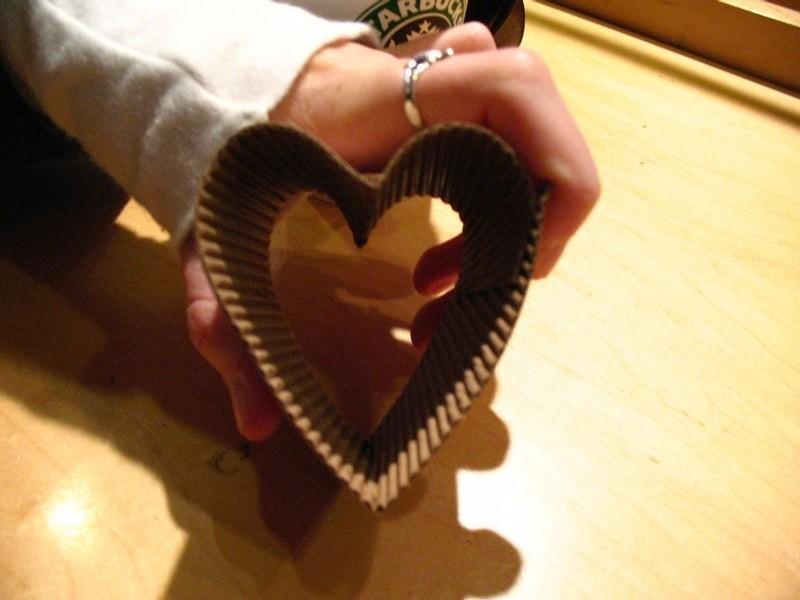 Cardboard Love