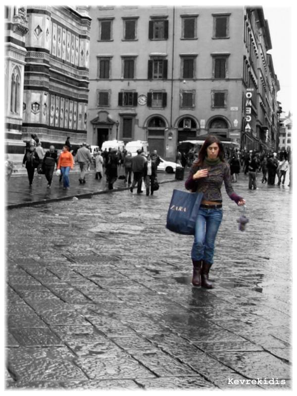 Florence Italy fashion moda