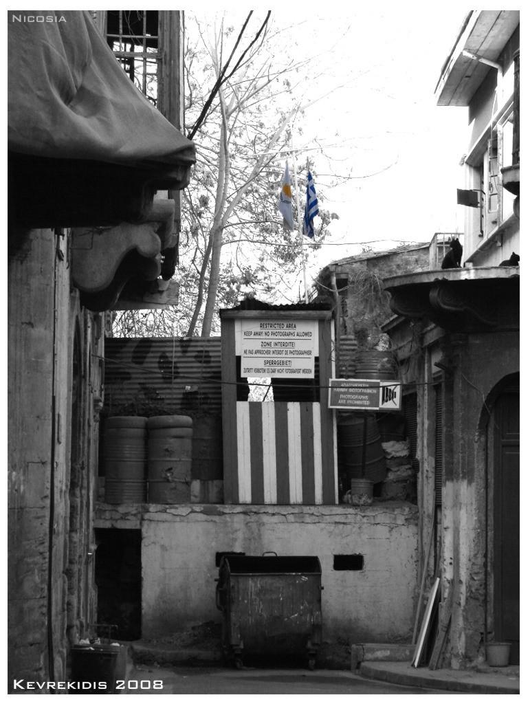 Nicosia Lefkosia Cyprus