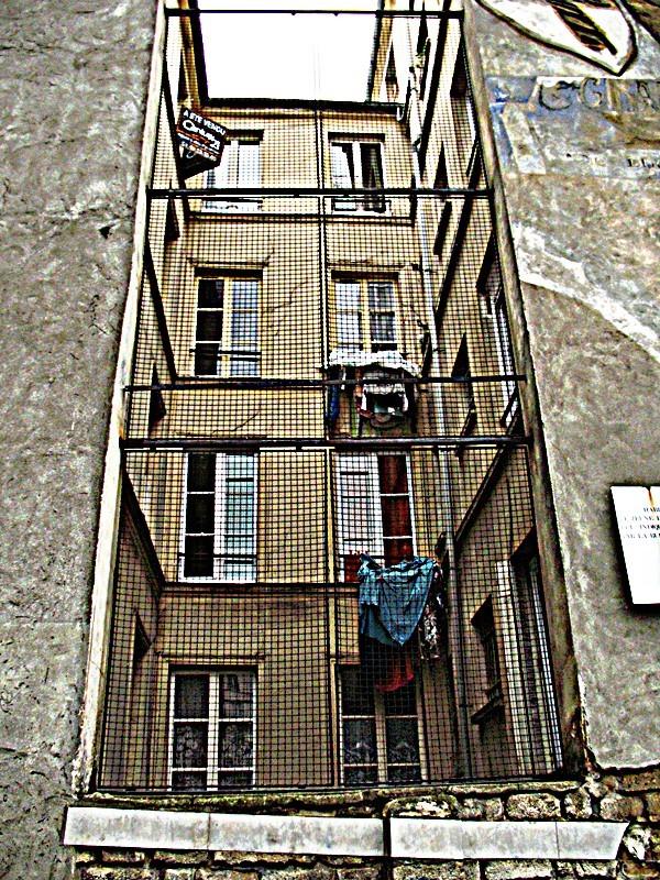 Fenêtres sur cour / Rear windows