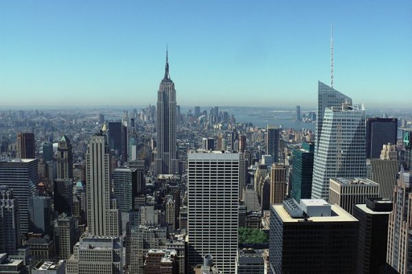 New York rockefeller building