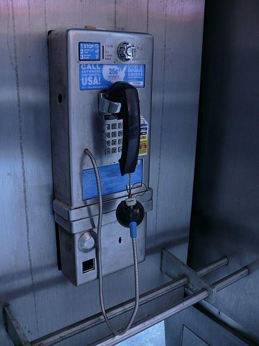 New York phone street