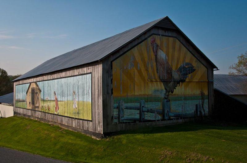 Chicken Barn III