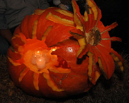 Star Pumpkin