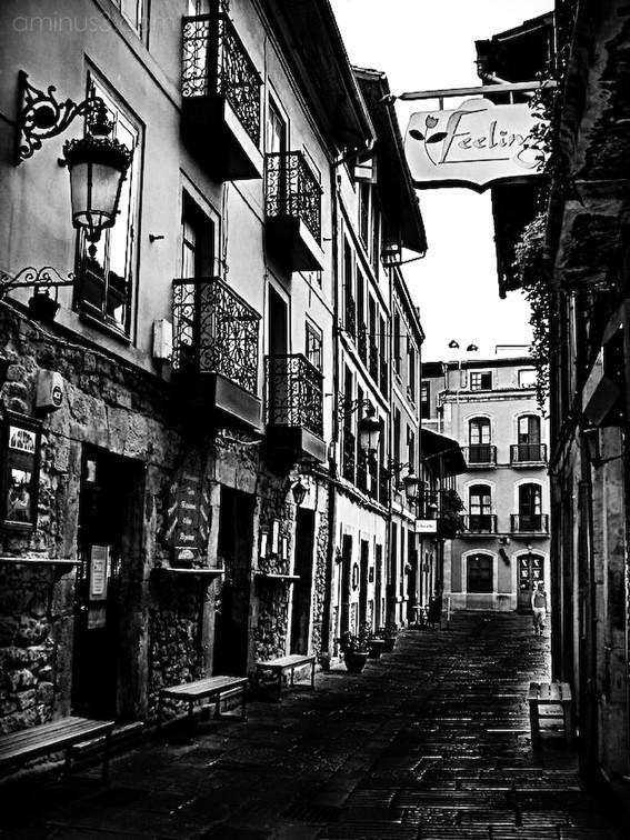 las calles de Avilés