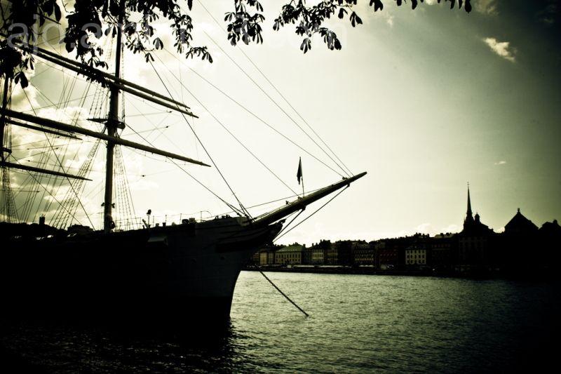 stockholm IX
