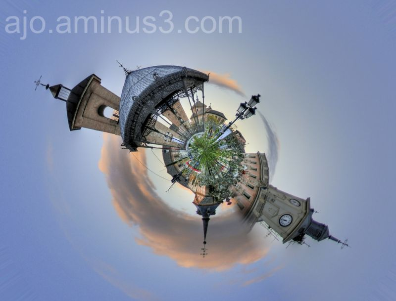 LITTLE PLANET ALCALA