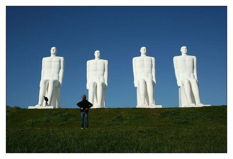 The four giants