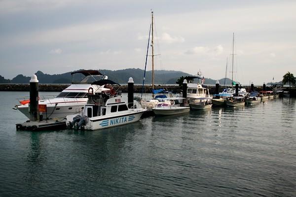 Yachts Dock