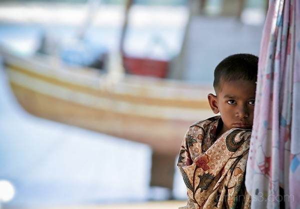 Kid From Marang.