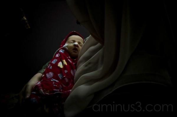Baby Premature Hawa Eve Kupih Azwida