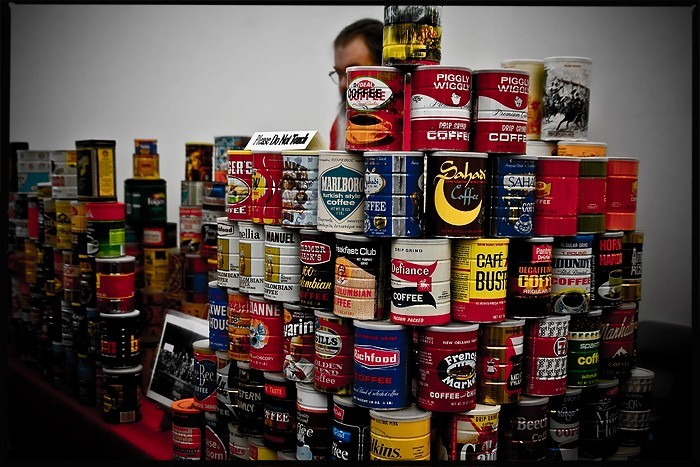 coffee can collection