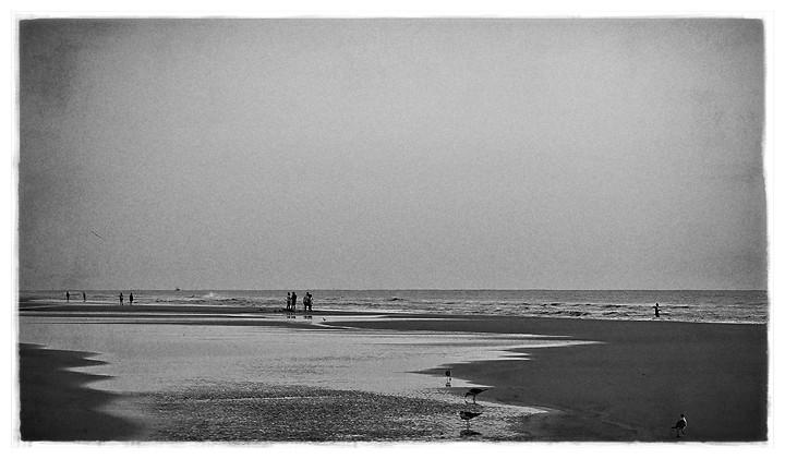saint augustine beach morning iii