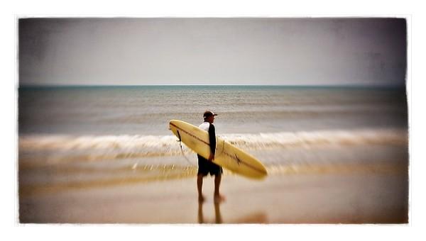 saint augustine surfer