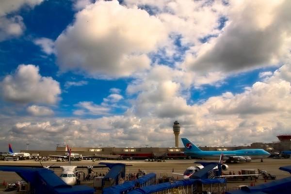 atlanta airport iv