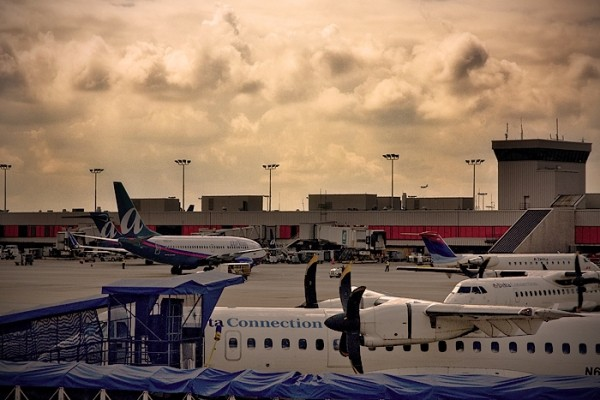 atlanta airport v