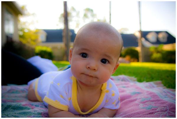 Estella 3 1/2 months