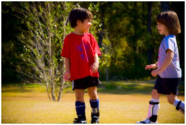 soccer game 11.1.08