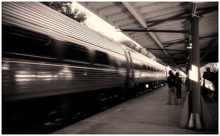 Deland Train Station