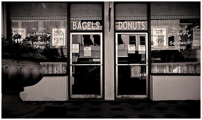 Mr Bill's Bakery and Sandwich Shop