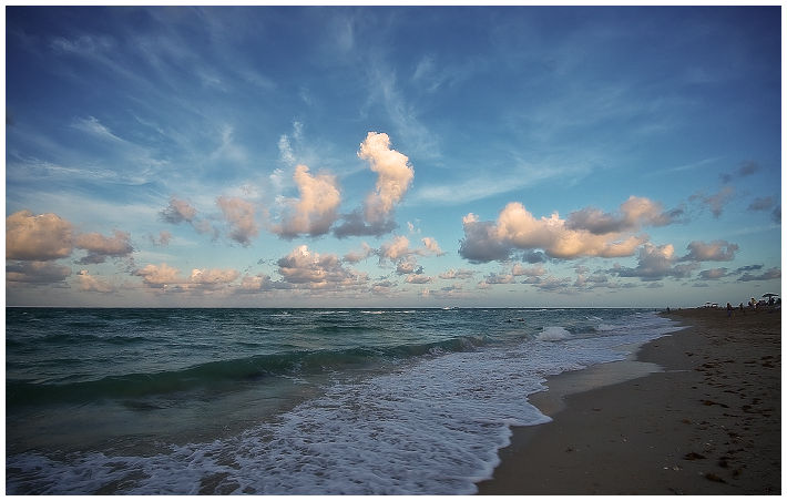 miami beach hdr experiment ii