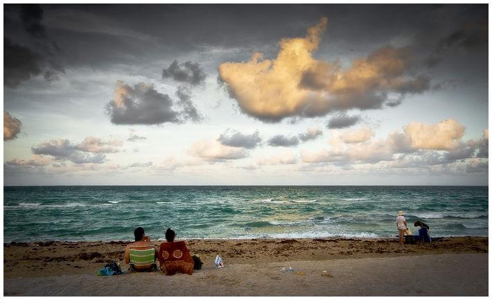 miami beach lounging ii