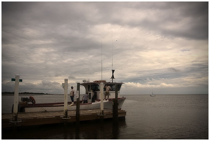 Cedar Key Boats