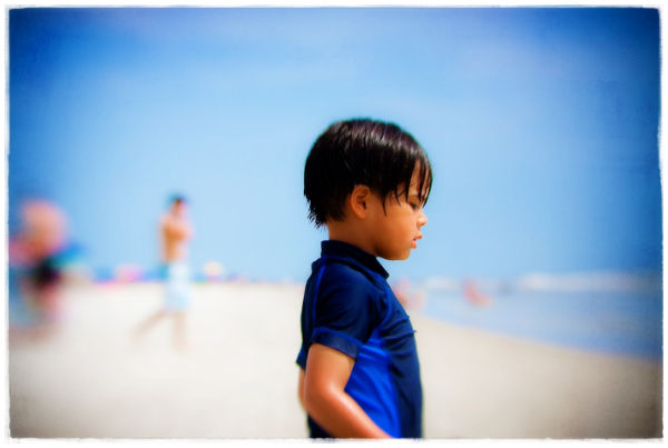 lensbaby saint augustine beach 2008 ii