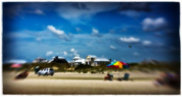 lensbaby saint augustine beach 2008 iii
