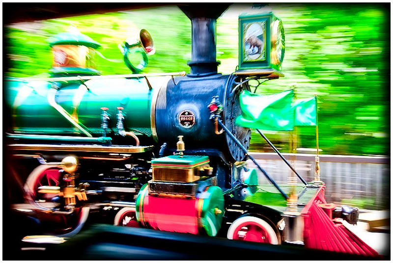 lilly belle train