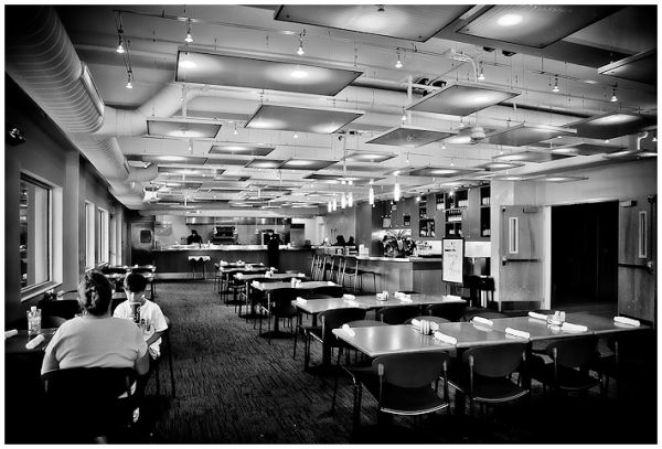 harn museum cafe iv