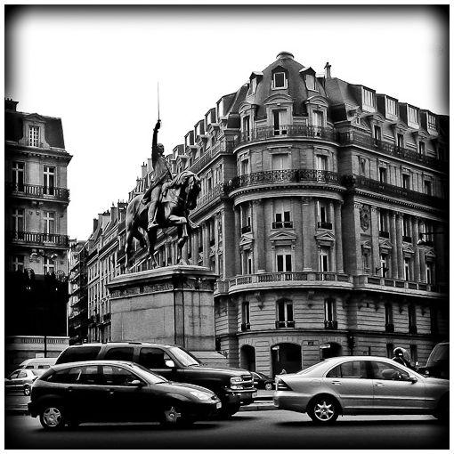 streets of paris v