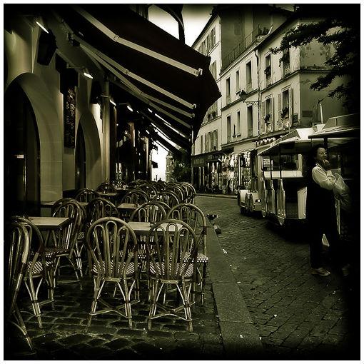 streets of paris xii