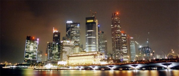 The Lion City Singapore City