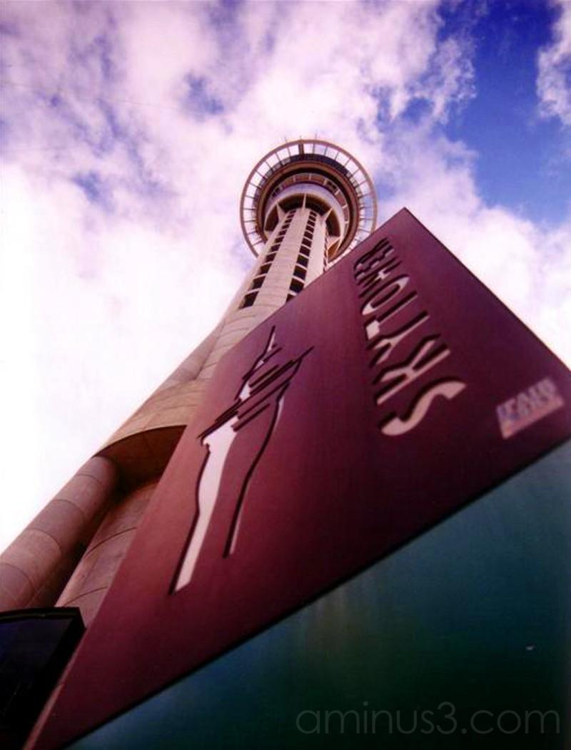Sky Tower Auckland New Zealand