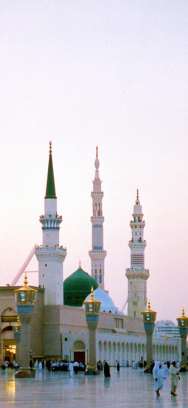 Masjid Nabawi AlMunawarrah Madinah Saudi Arabia